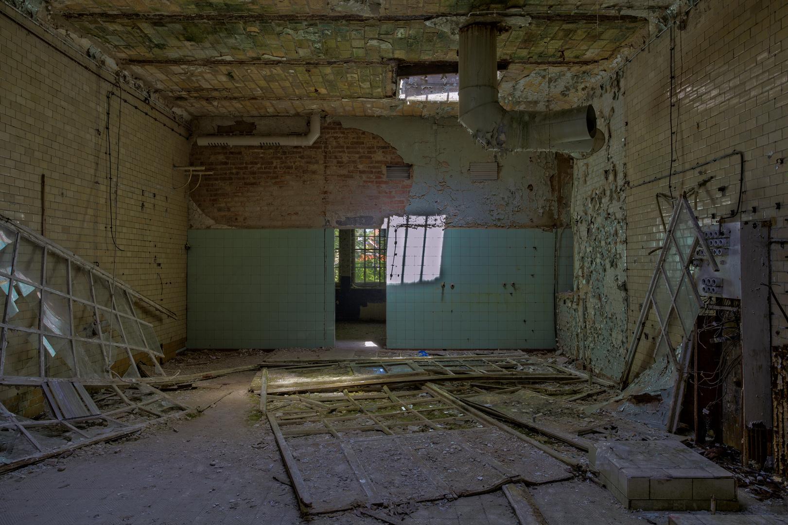 Beelitz Heilstätten - Frauensanatorium (27)