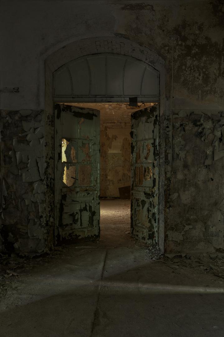 Beelitz Heilstätten - Frauensanatorium (28)