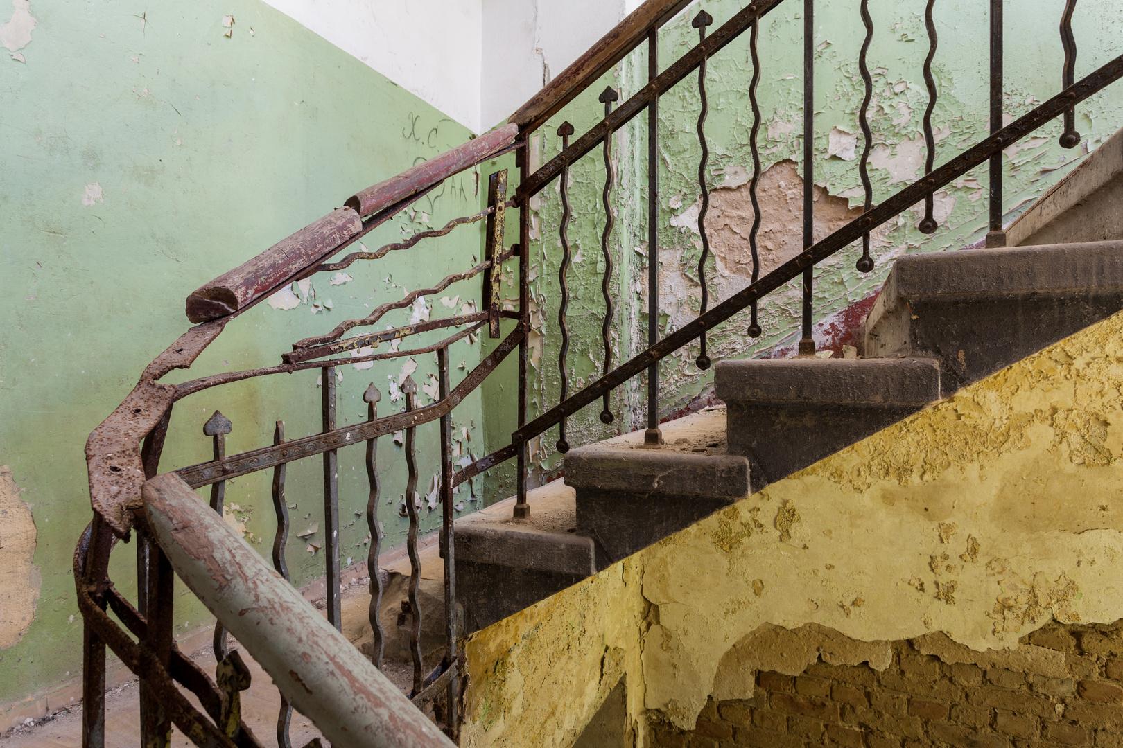 Beelitz Heilstätten - Frauensanatorium (3)