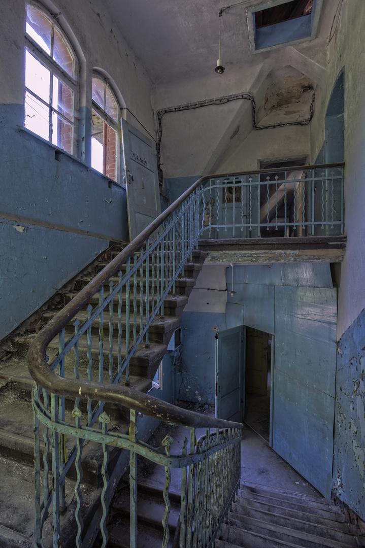 Beelitz Heilstätten - Frauensanatorium (32)