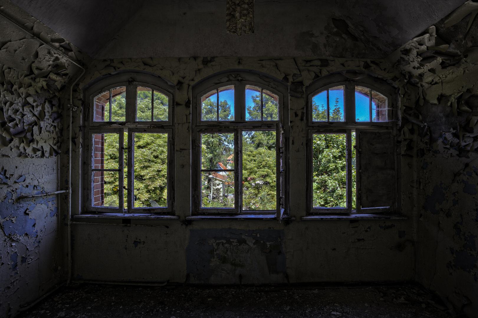 Beelitz Heilstätten - Frauensanatorium (34)