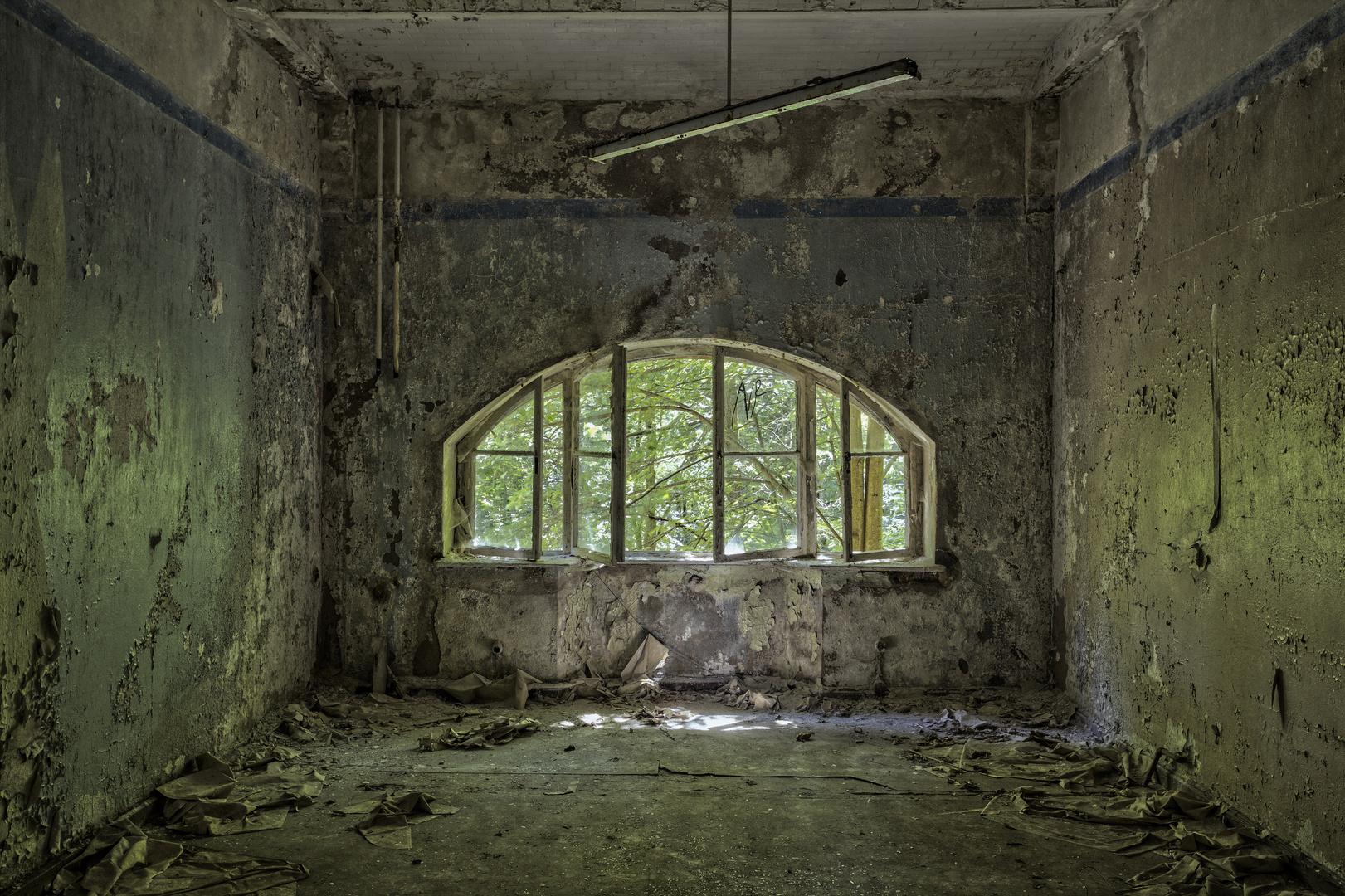 Beelitz Heilstätten - Frauensanatorium (38)