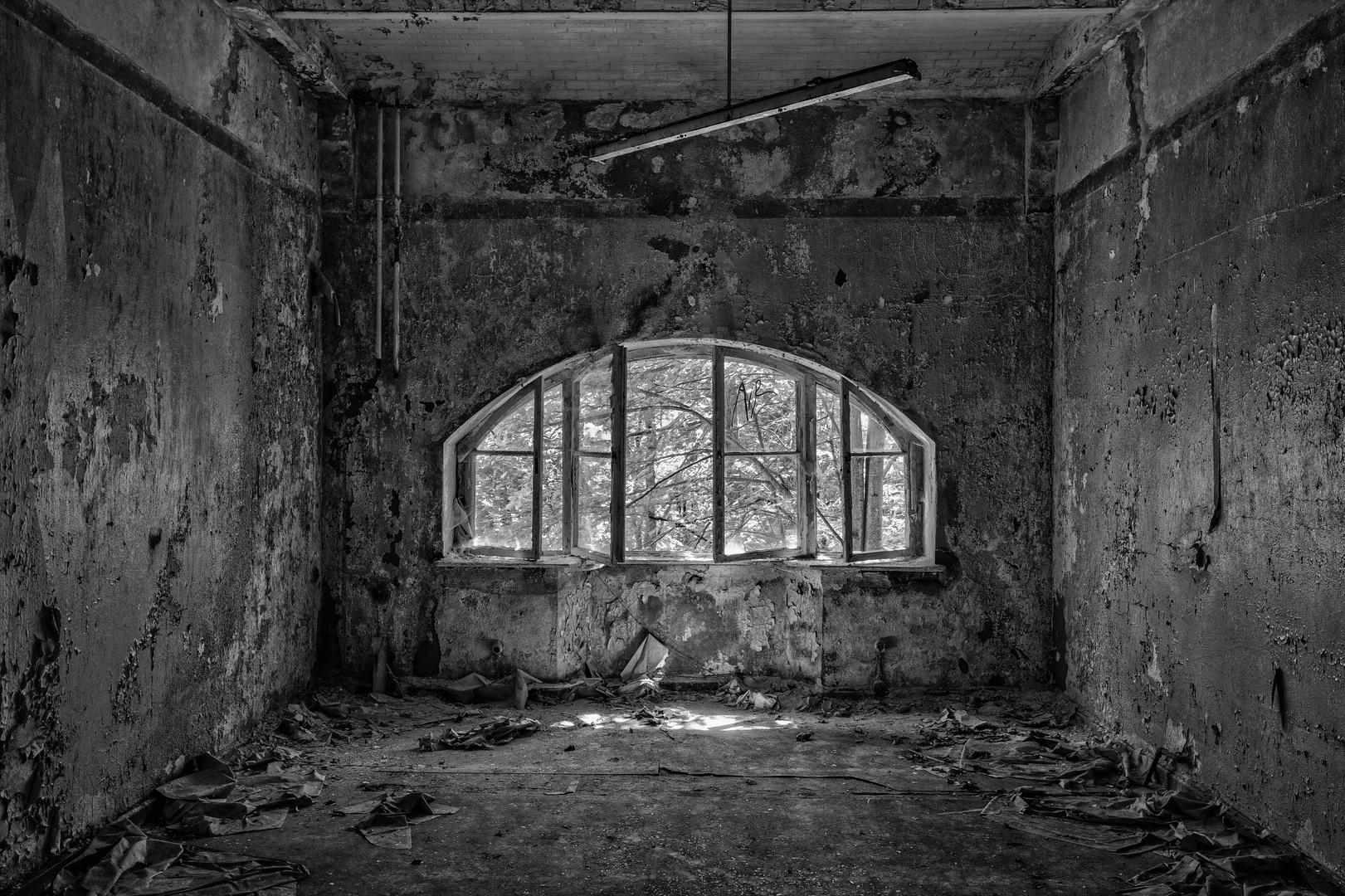 Beelitz Heilstätten - Frauensanatorium (39)