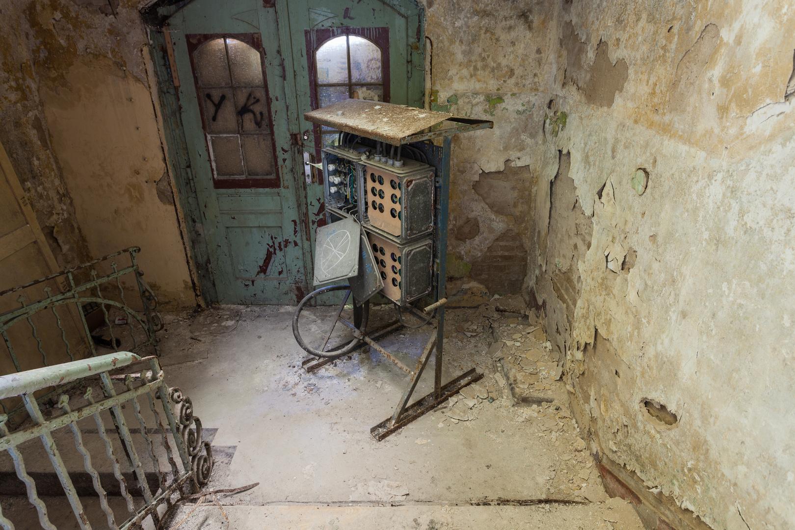 Beelitz Heilstätten - Frauensanatorium (4)