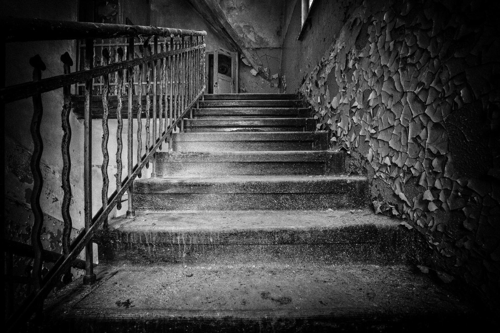 Beelitz Heilstätten - Frauensanatorium (45)