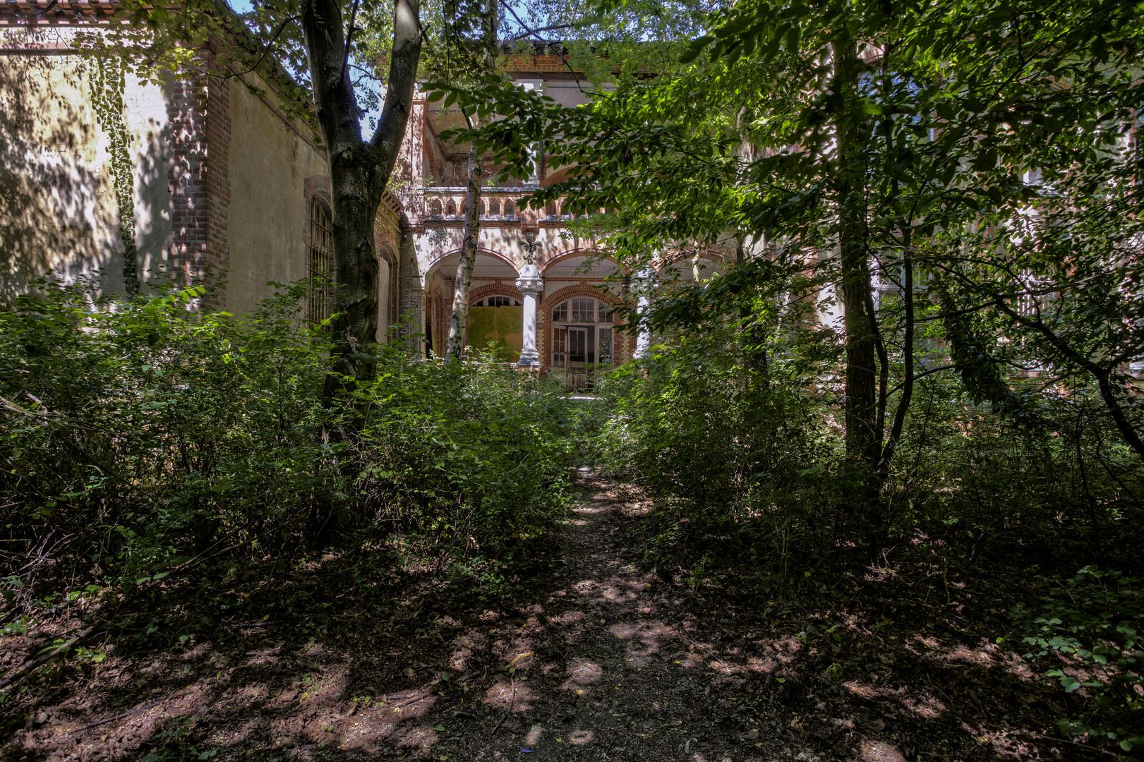 Beelitz Heilstätten - Frauensanatorium (48)