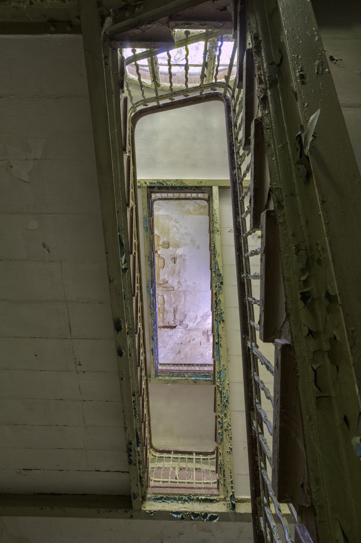 Beelitz Heilstätten - Frauensanatorium (52)
