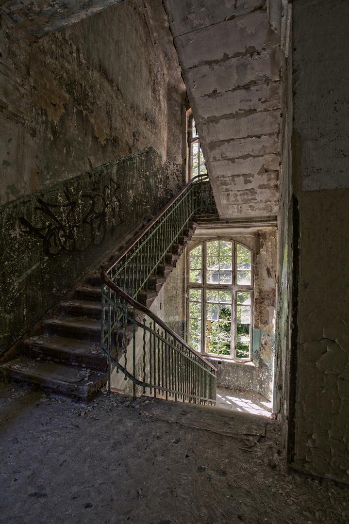 Beelitz Heilstätten - Frauensanatorium (62)