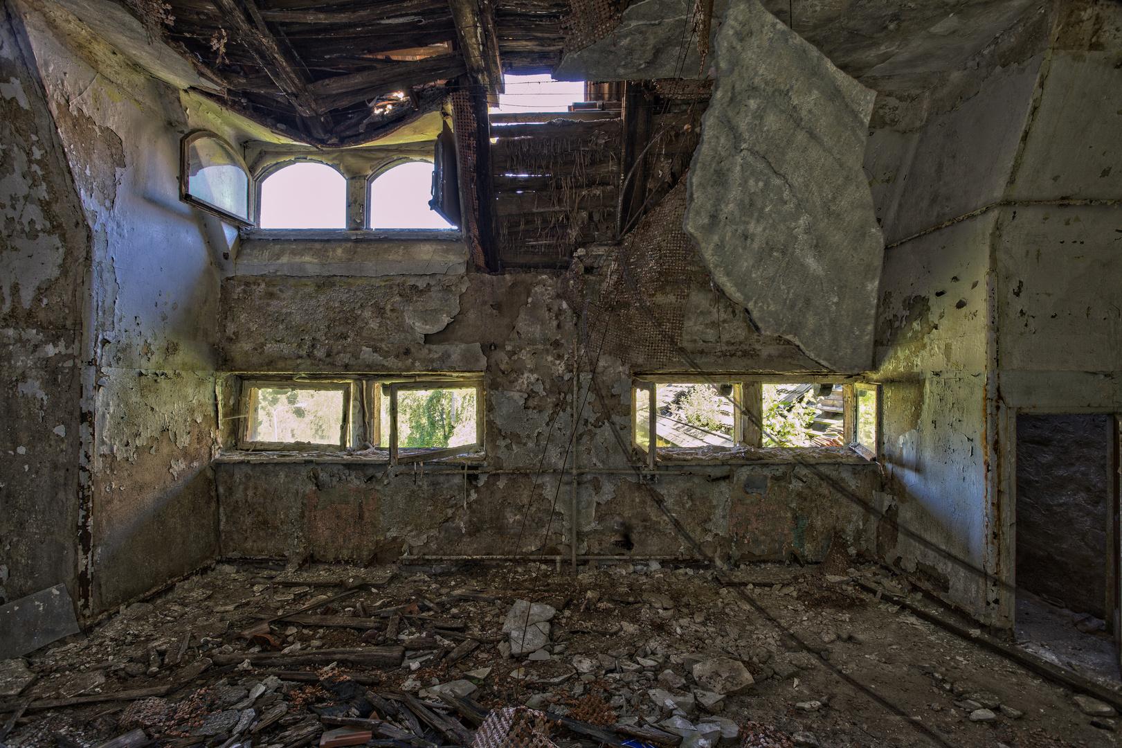 Beelitz Heilstätten - Frauensanatorium (63)