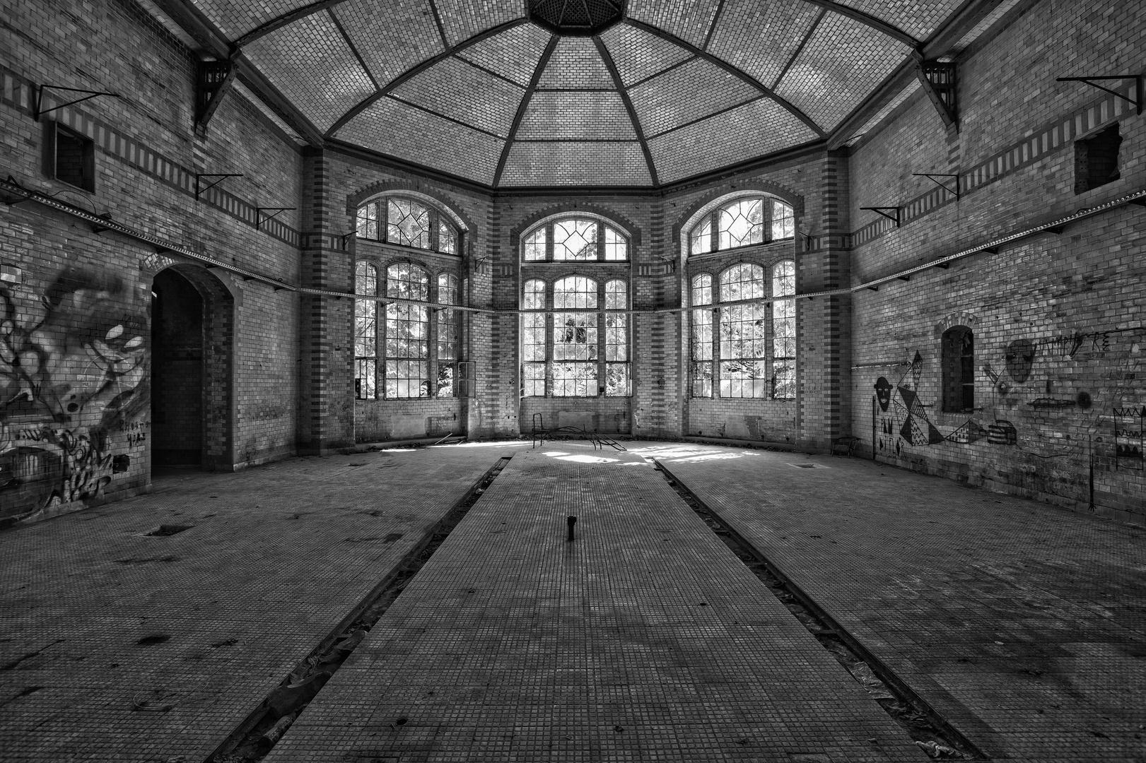 Beelitz Heilstätten - Frauensanatorium (67)