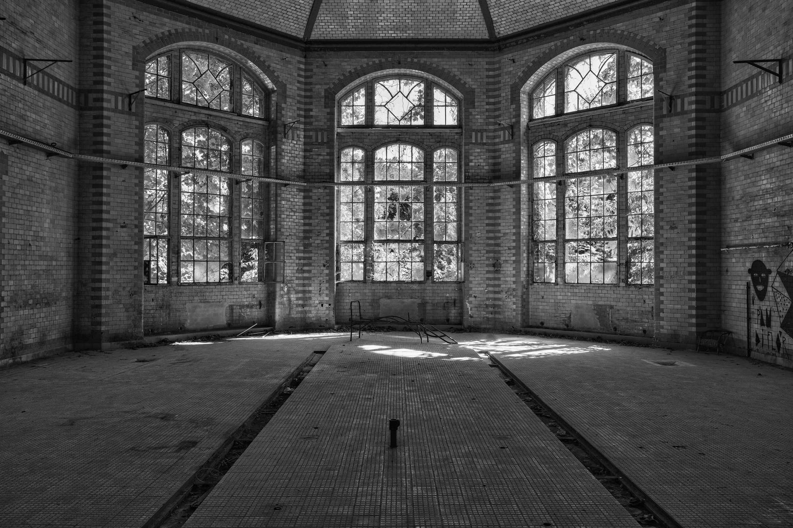 Beelitz Heilstätten - Frauensanatorium (69)