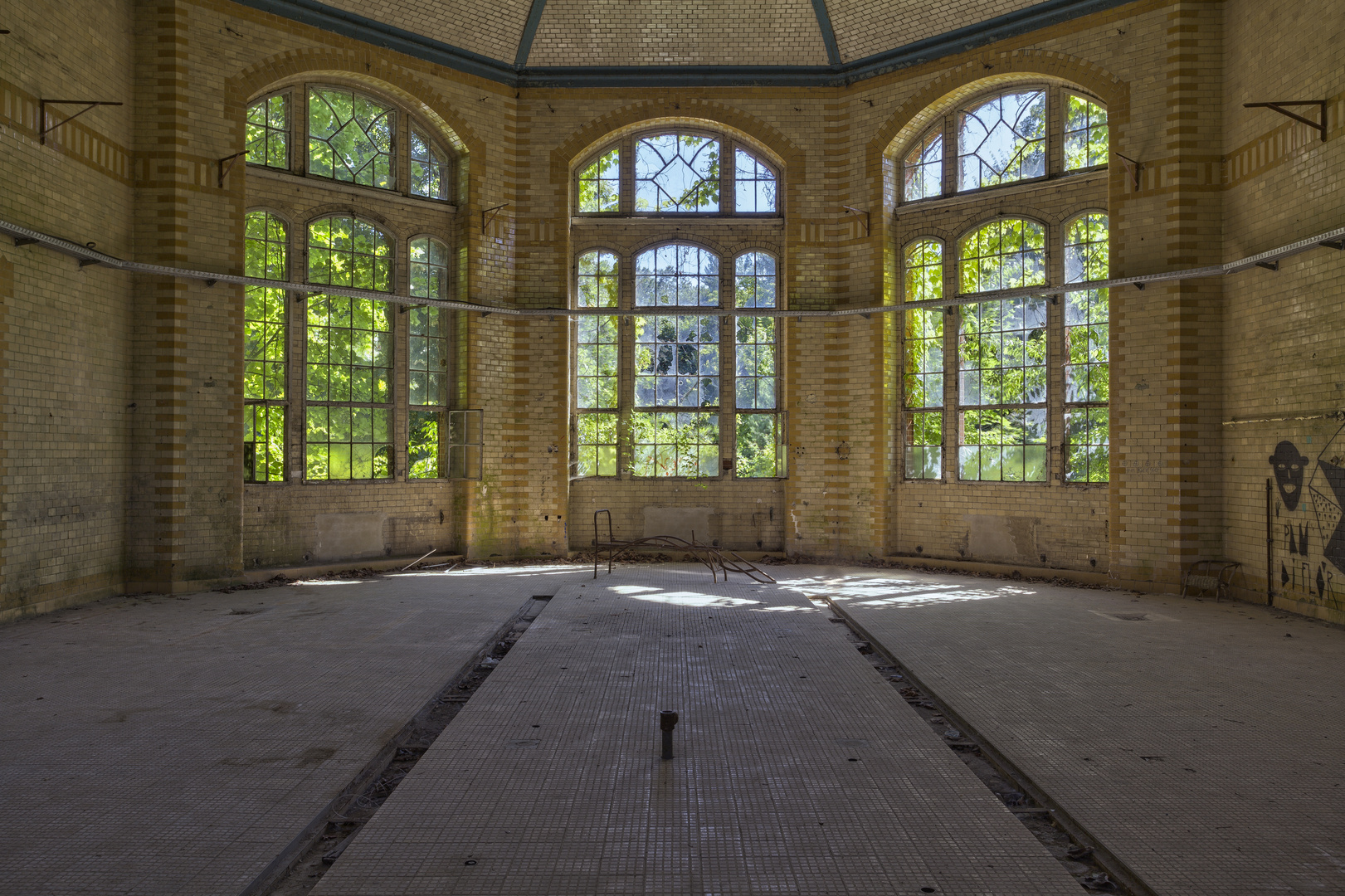 Beelitz Heilstätten - Frauensanatorium (70)