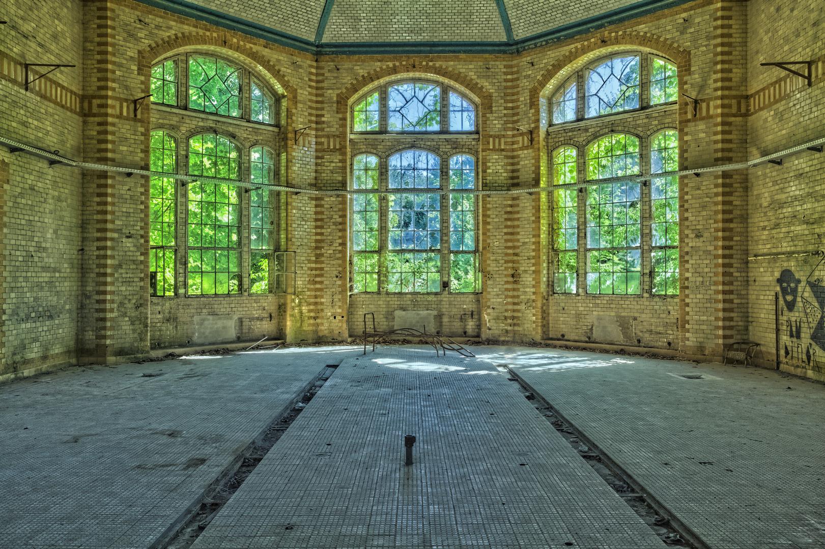 Beelitz Heilstätten - Frauensanatorium (71)