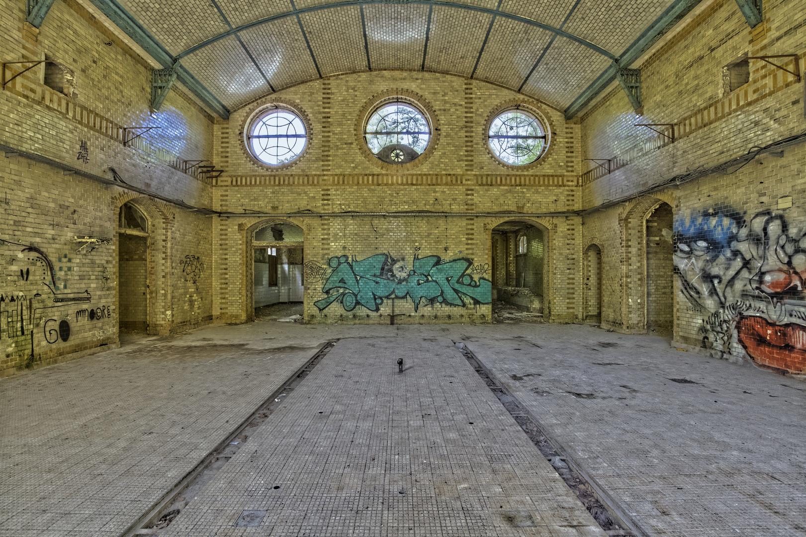 Beelitz Heilstätten - Frauensanatorium (72)
