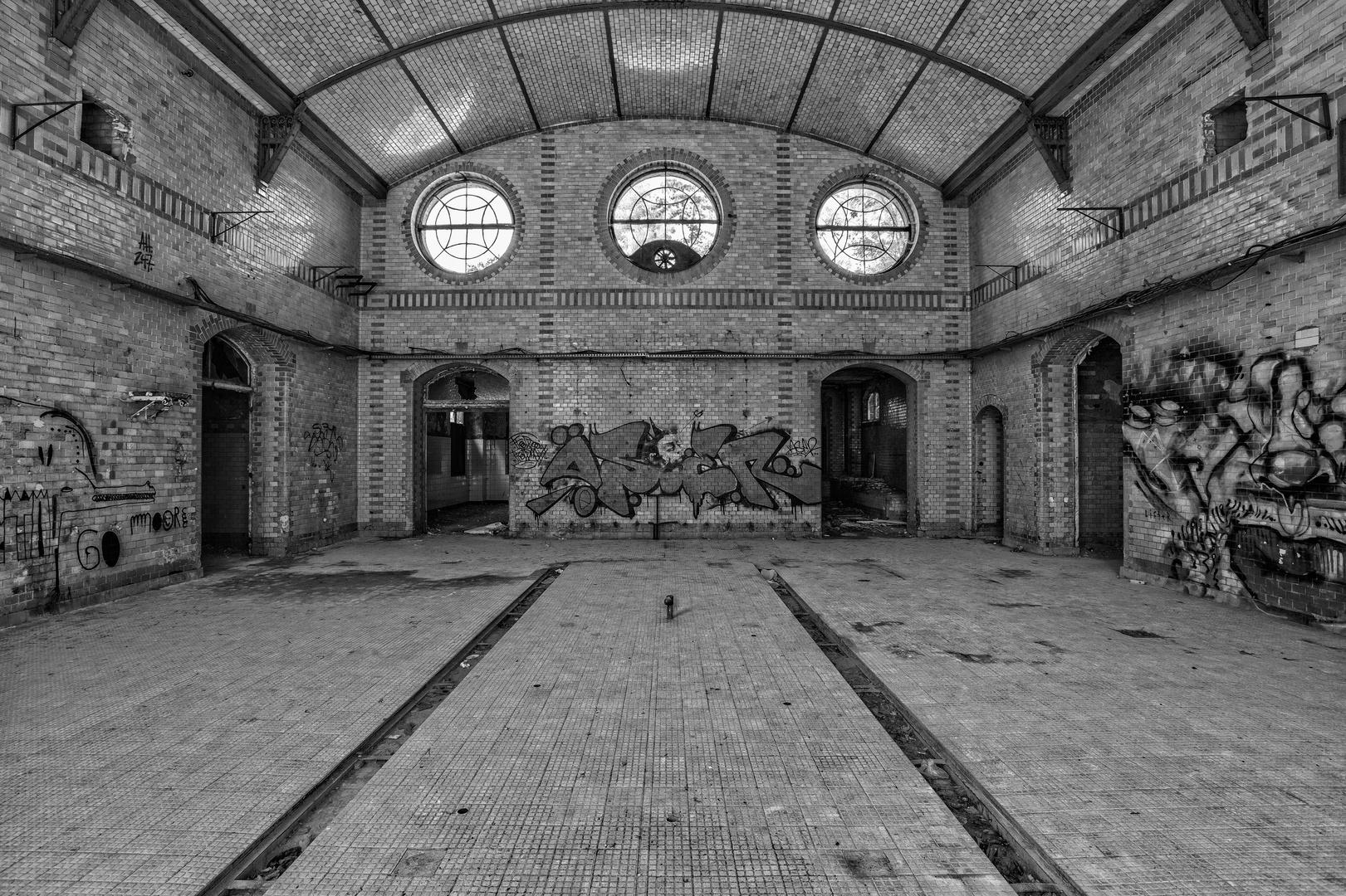Beelitz Heilstätten - Frauensanatorium (73)