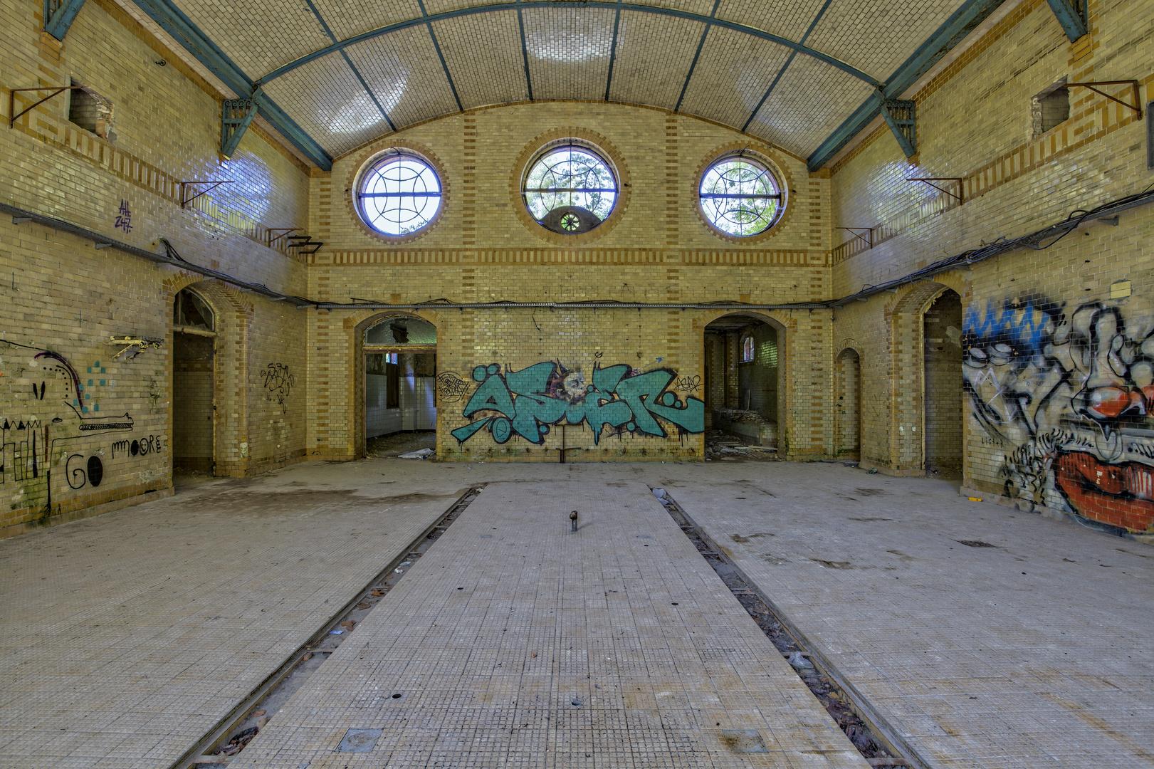 Beelitz Heilstätten - Frauensanatorium (74)