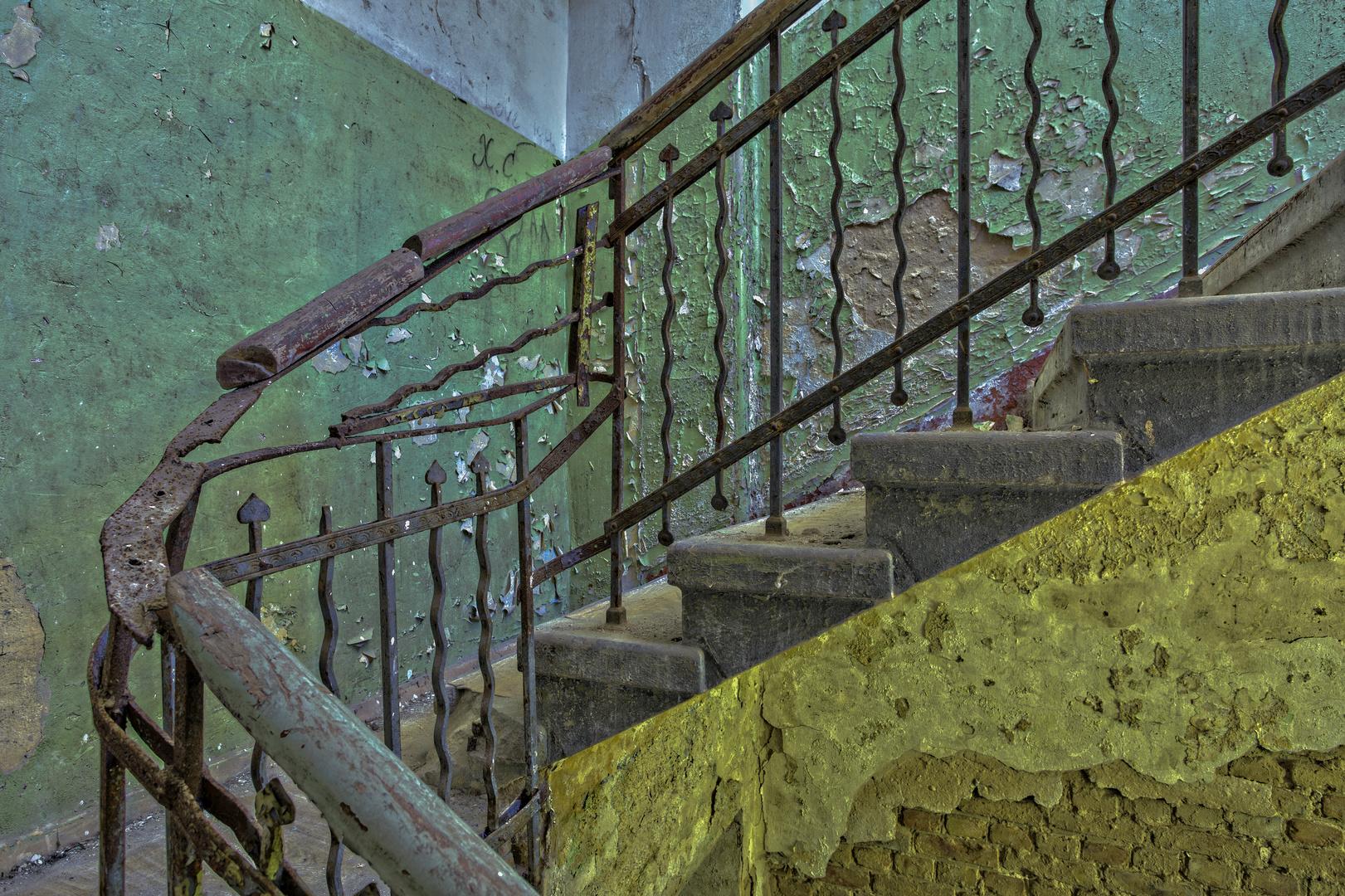 Beelitz Heilstätten - Frauensanatorium (77)