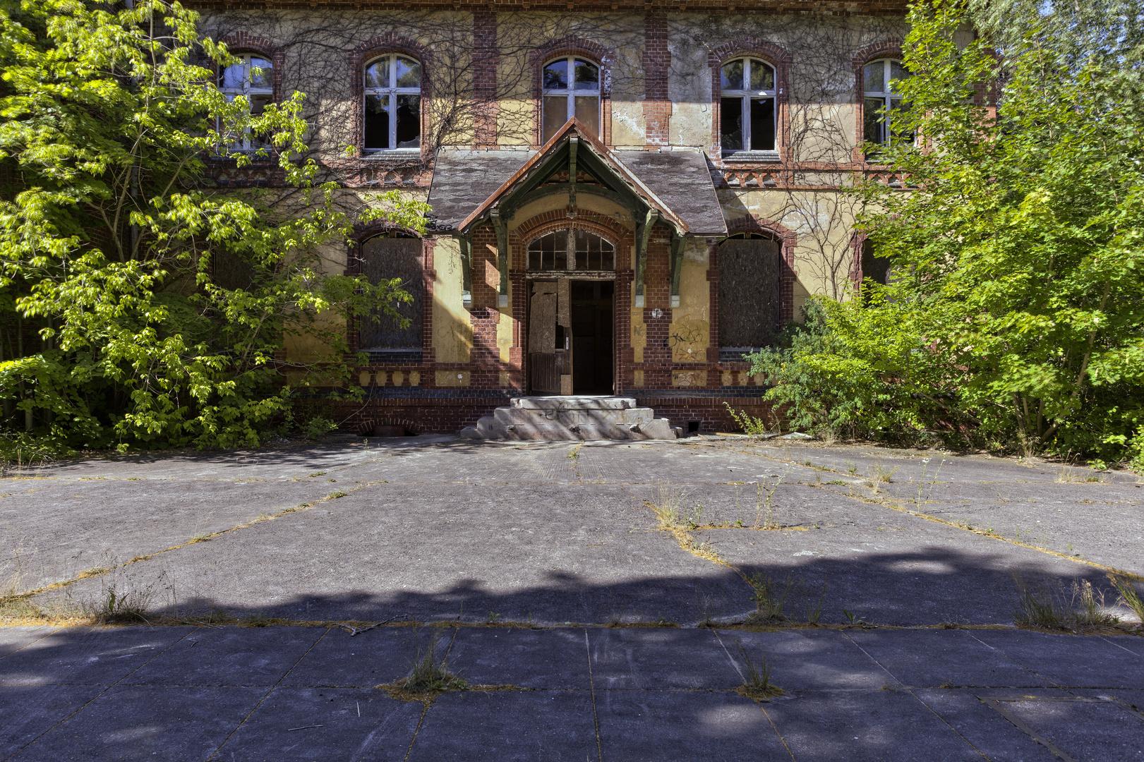 Beelitz Heilstätten - Frauensanatorium (78)