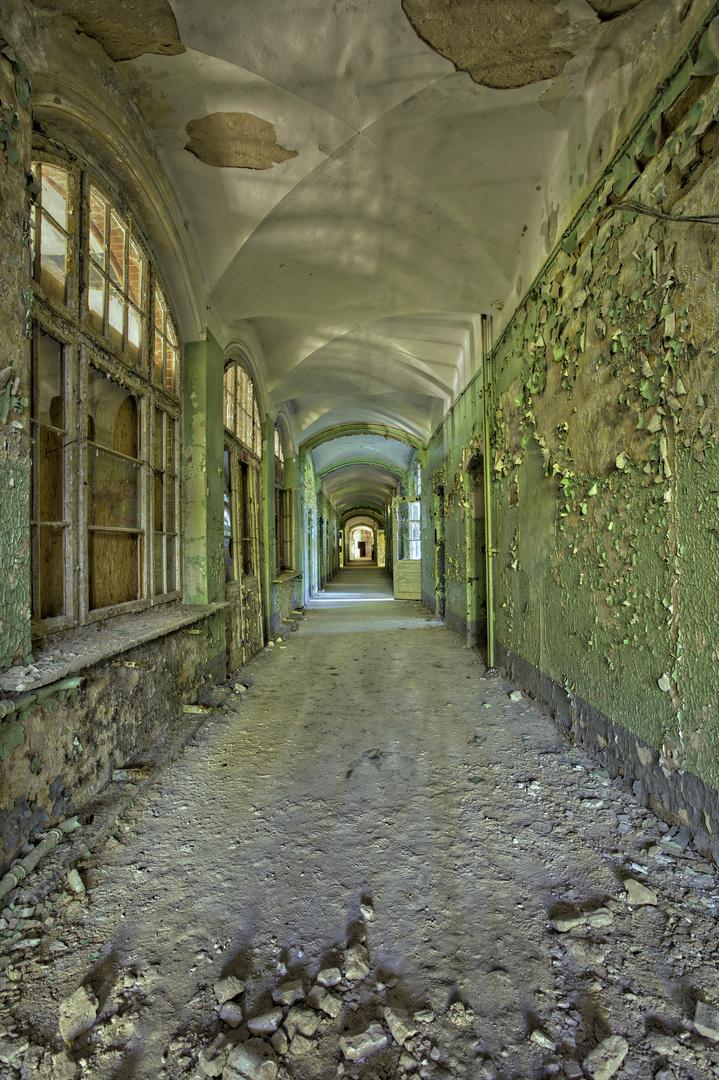 Beelitz Heilstätten - Frauensanatorium (79)