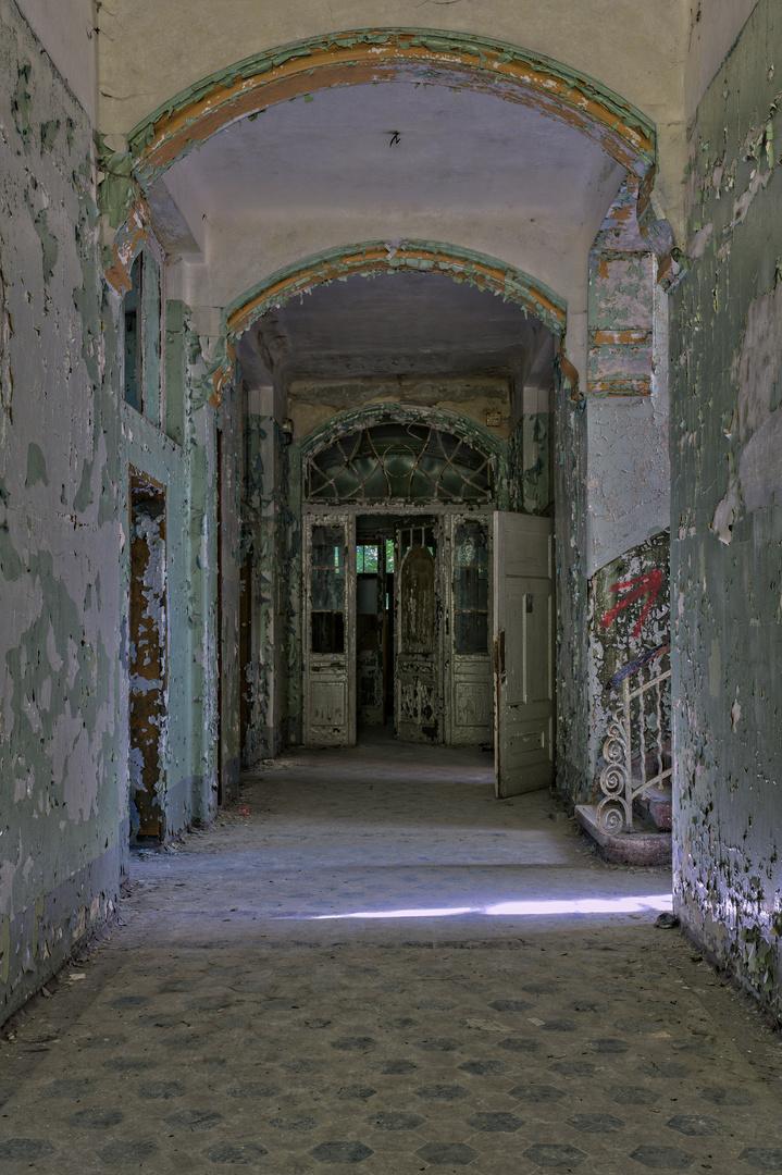 Beelitz Heilstätten - Frauensanatorium (84)