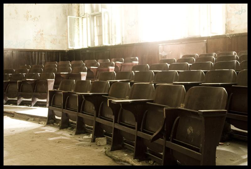 Beelitz Heilstätten - Hörsaal