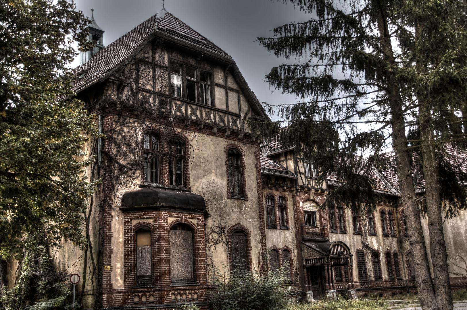 Beelitz Heilstätten Klinik