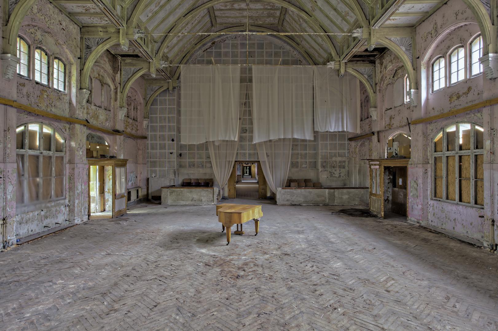 Beelitz Heilstätten - Männerlungenheilstätte Wohnpavillon (1)