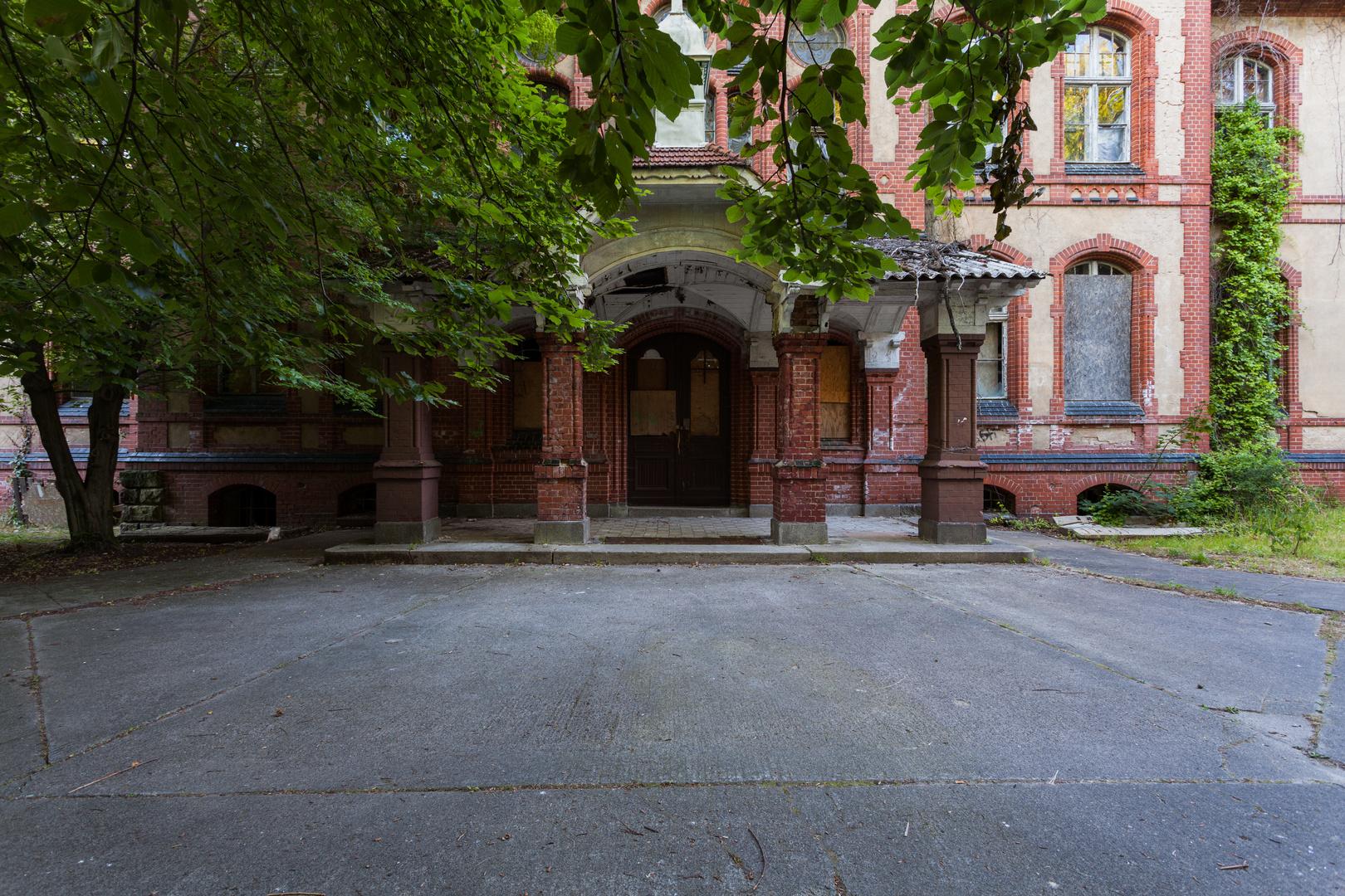 Beelitz Heilstätten - Männerlungenheilstätte Wohnpavillon (9)