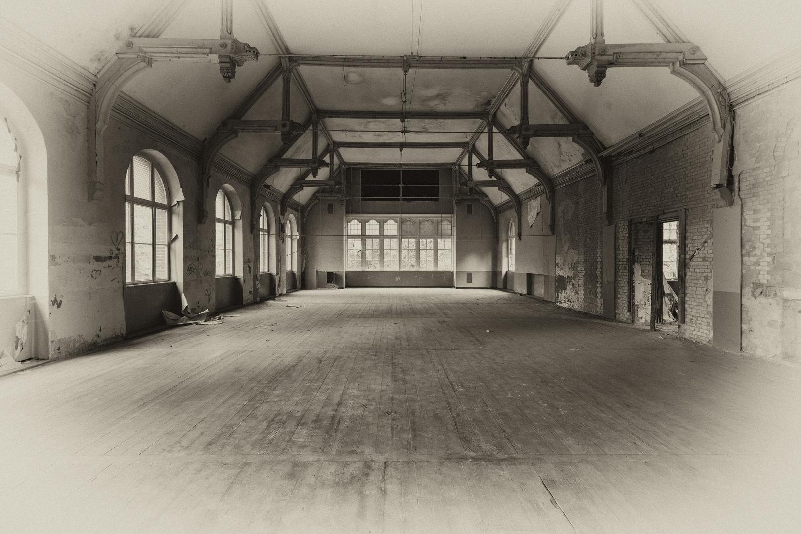 Beelitz Heilstätten - Männersanatorium Zentralbadeanstalt (13)