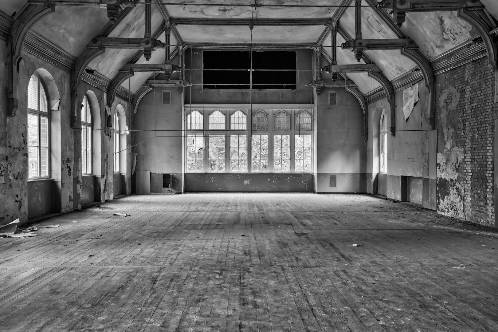 Beelitz Heilstätten - Männersanatorium Zentralbadeanstalt (26)
