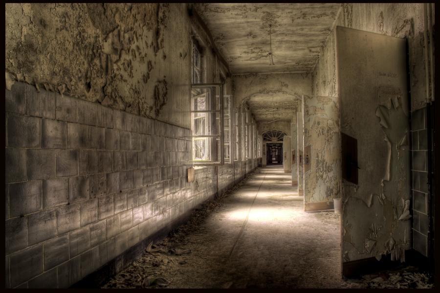 Beelitz - Korridor