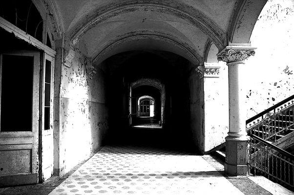 Beelitz Sanatorium.