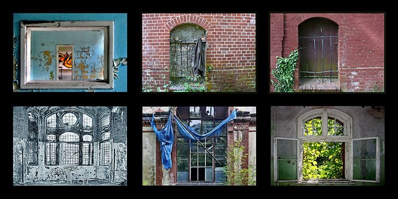 Beelitz windows
