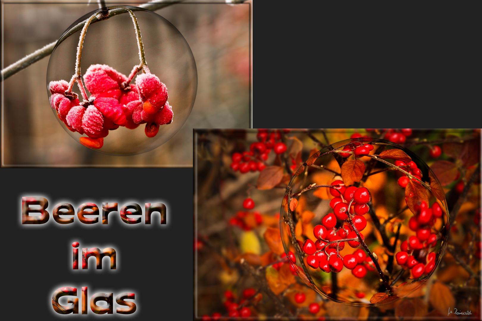 Beeren im Glas 2