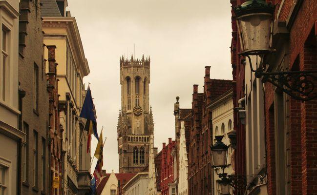 Beffroi, Bruges mon Amour