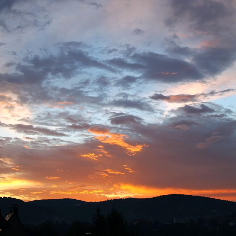 befor sunrise
