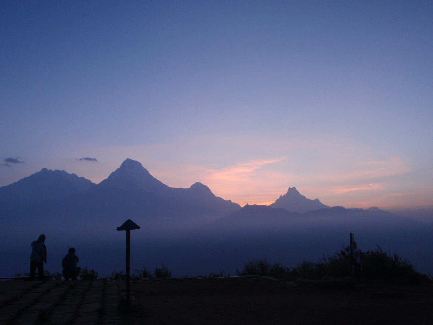 before sunrise-poon hill