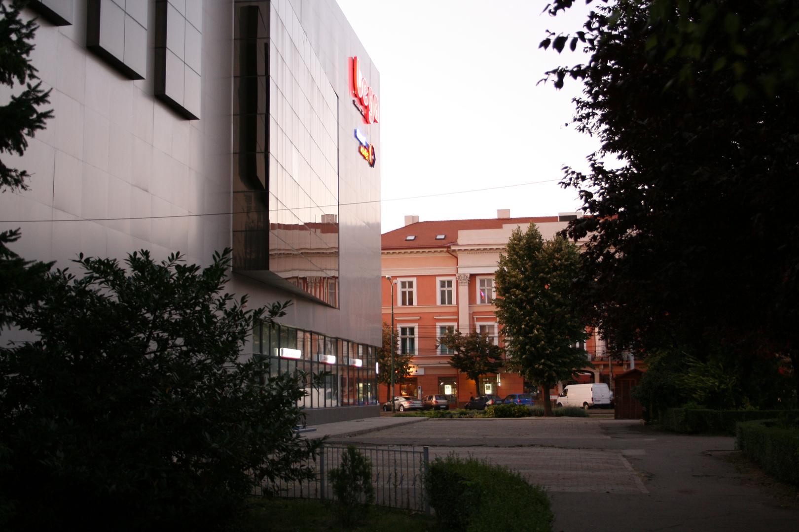 Bega Einkafszentrum - Timisoara