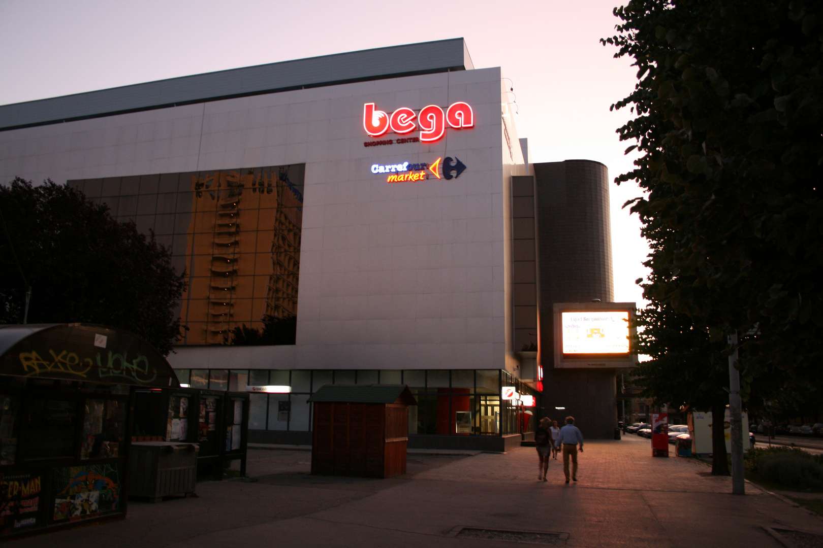 Bega Shopping Center - Timisoara