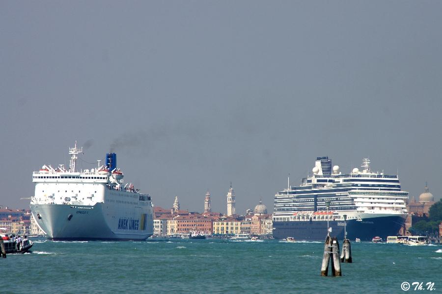 Begegnung in Venedig