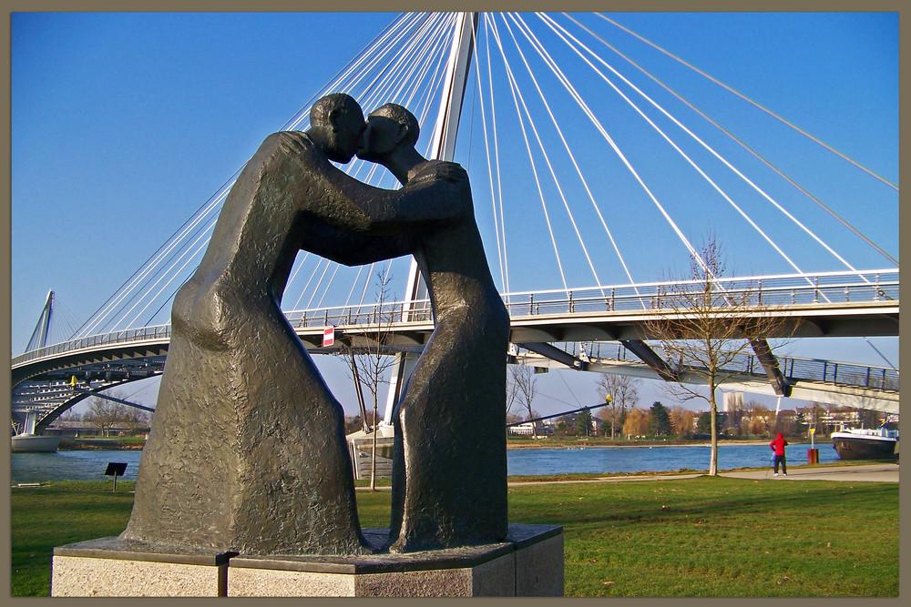 Begegnung - Mimrambrücke III