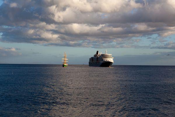 Begegnung Schiffswelten