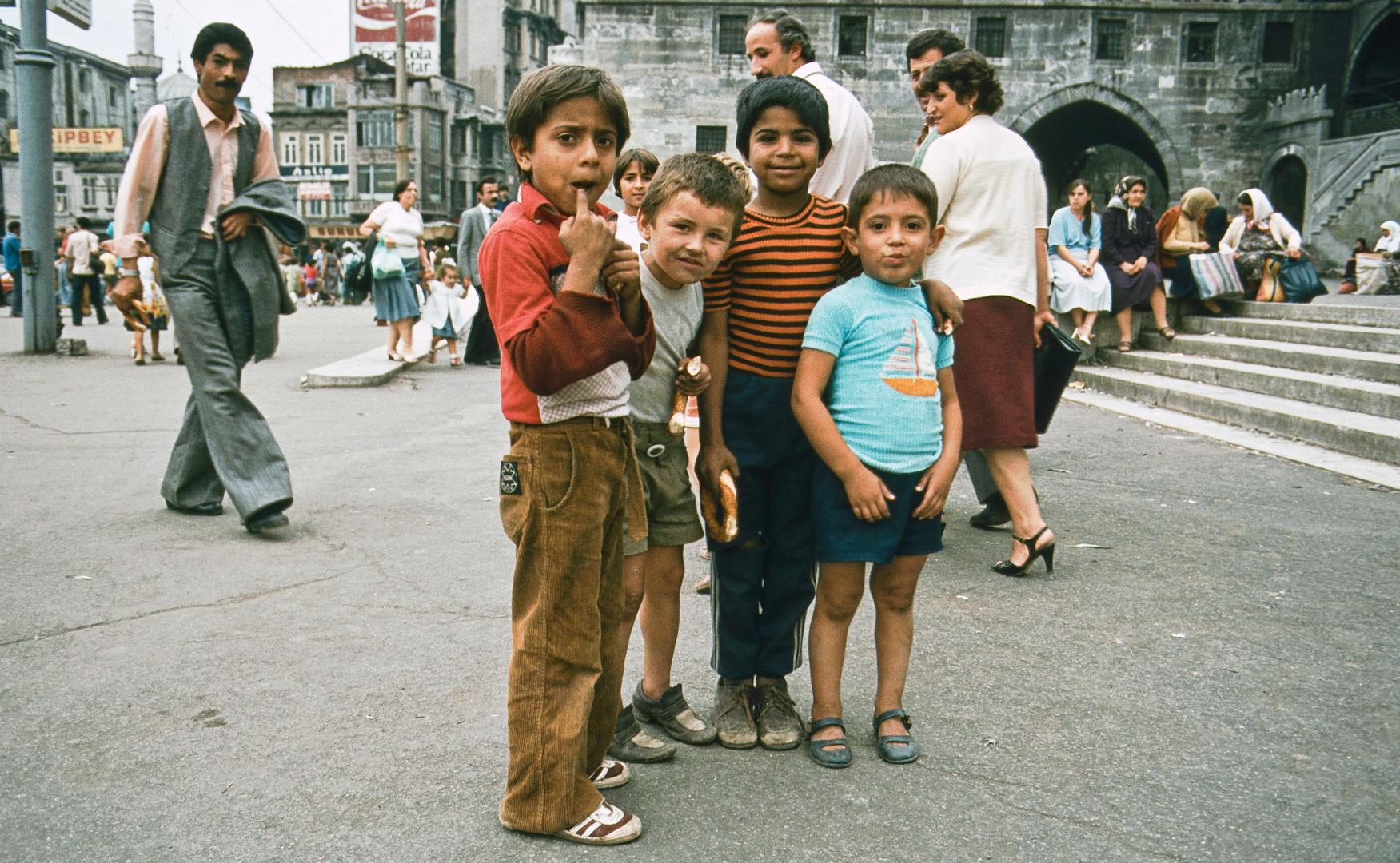 Begegnungen in der Türkei, 1982 (3)