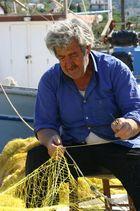 Begegnungen in Euböa - Im Hafen von Nea Styra 3
