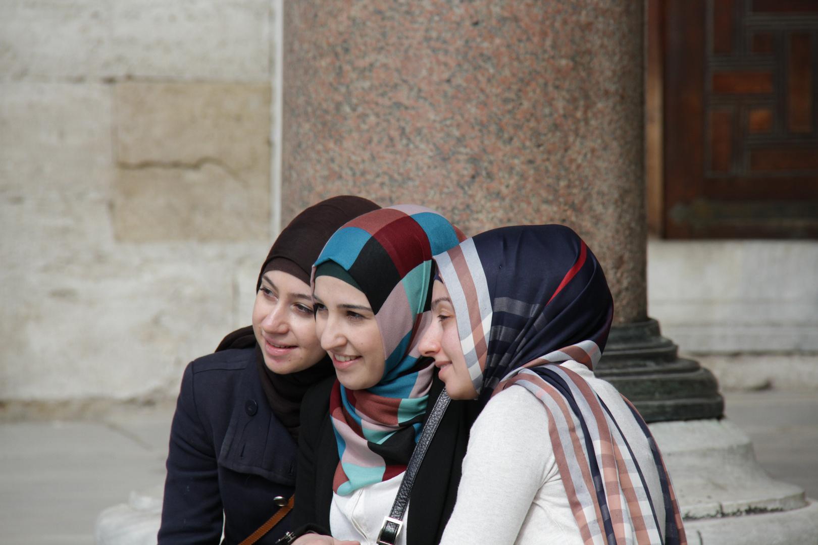 Begegnungen in Istanbul