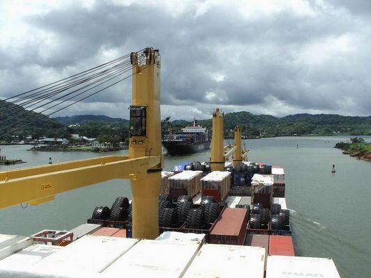 Begegnungen - Panamakanal