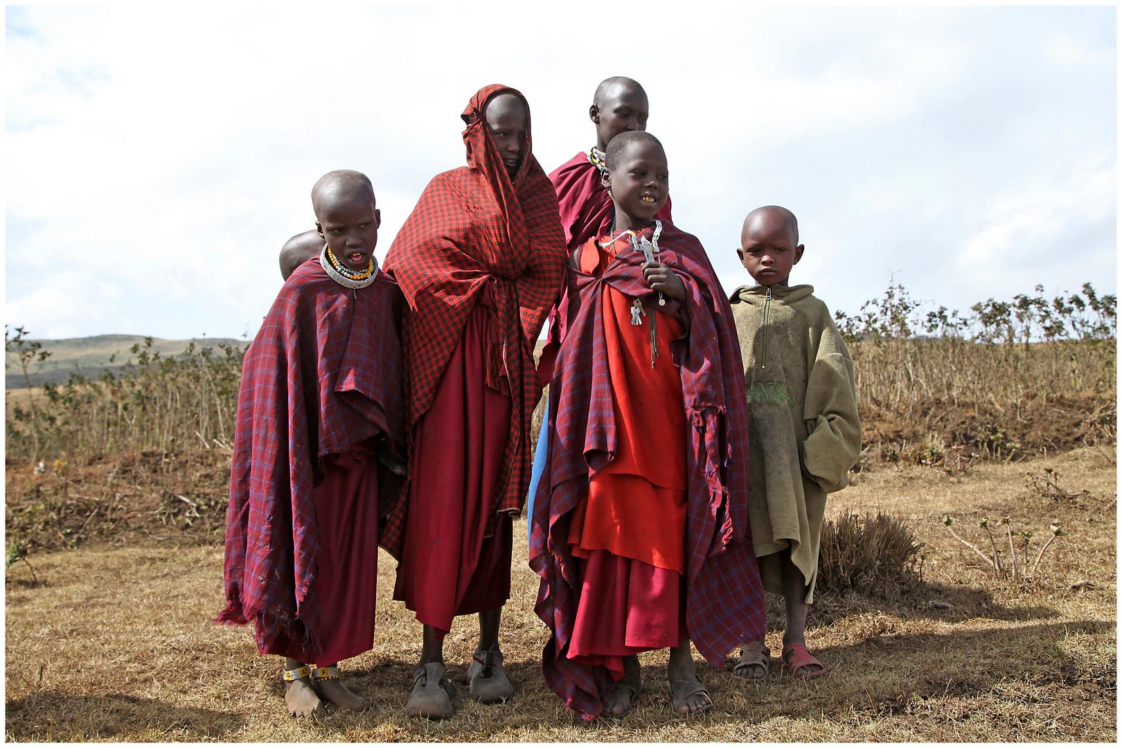 Begegnungen - Tansania