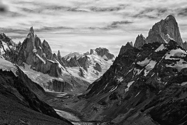 Begehrte Berge