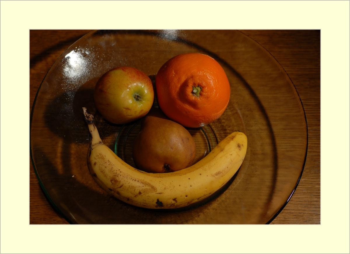 Beginne jeden Tag mit einem Lächeln...