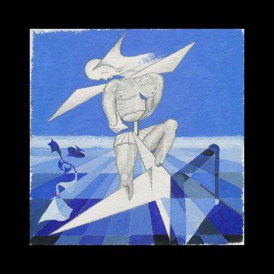 Beginnender surrealer Kubismus